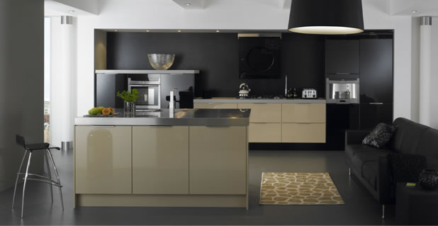 Kitchen design Cuppaccino