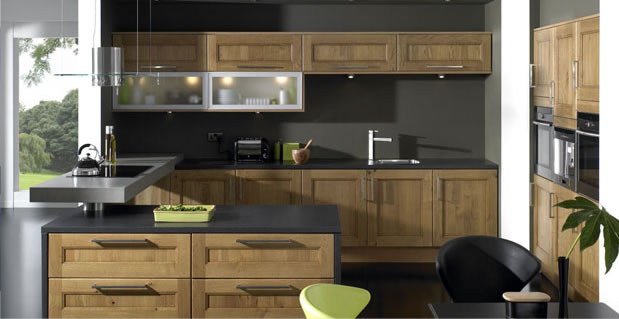 Kitchen design Segovia